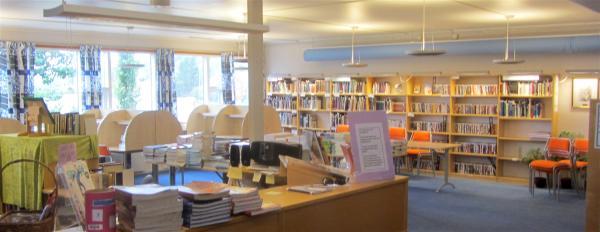 bibliotekhyller